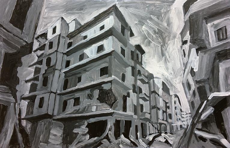 12-Aleppo Urban Landscape-2017_process_web