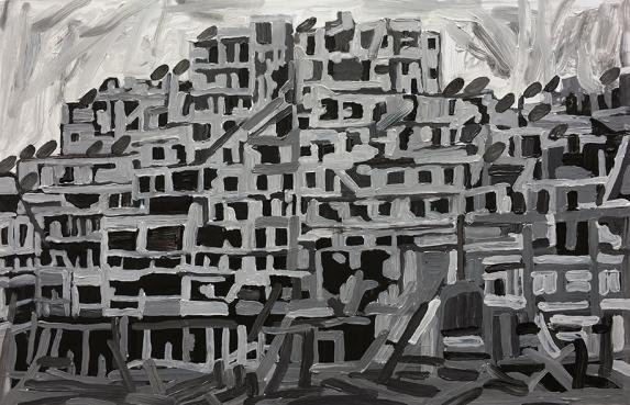 13-Aleppo Urban Landscape-2017_process_web