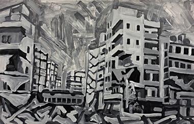 21-Aleppo Urban Landscape-2017_process_web