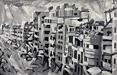 22-Aleppo Urban Landscape-2017_process_web