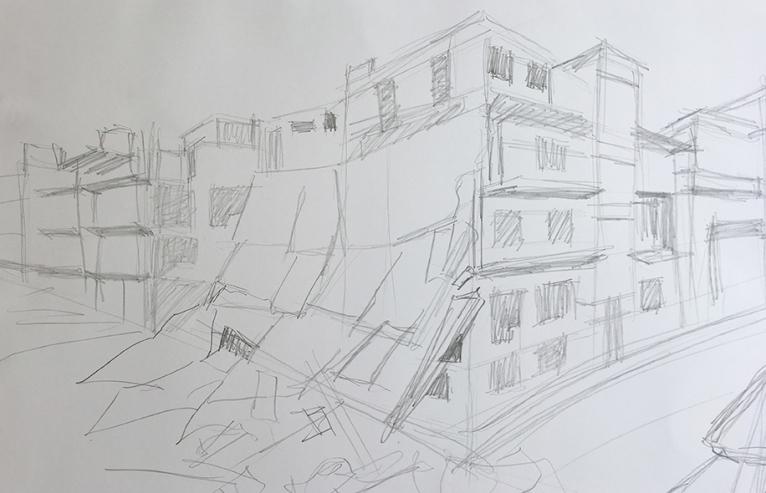 6-Aleppo Urban Landscape_2017-process_1_web
