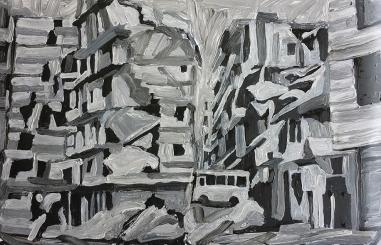 8-Aleppo Urban Landscape-2017_process_web