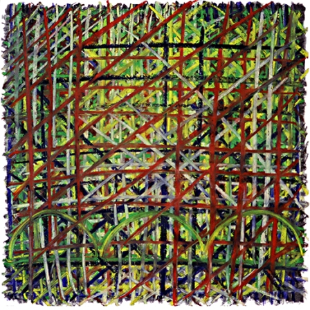 1998-Roller Coaster-No1-18x18_web