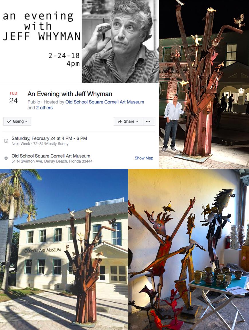 Whyman-Cornell-Museum-Artist Talk